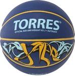 Мяч баскетбольный TORRES Jam размер 3