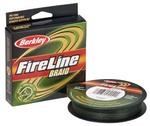 Плетеный шнур Berkley FireLine Braid Lo-vis Green 110м