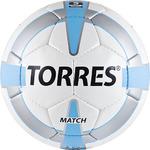 Мяч футбольный TORRES Match размер 5