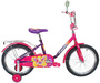 "Детский велосипед Black Aqua 14"" Camila title="