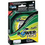 Плетеный шнур Power Pro Moss Green 92м